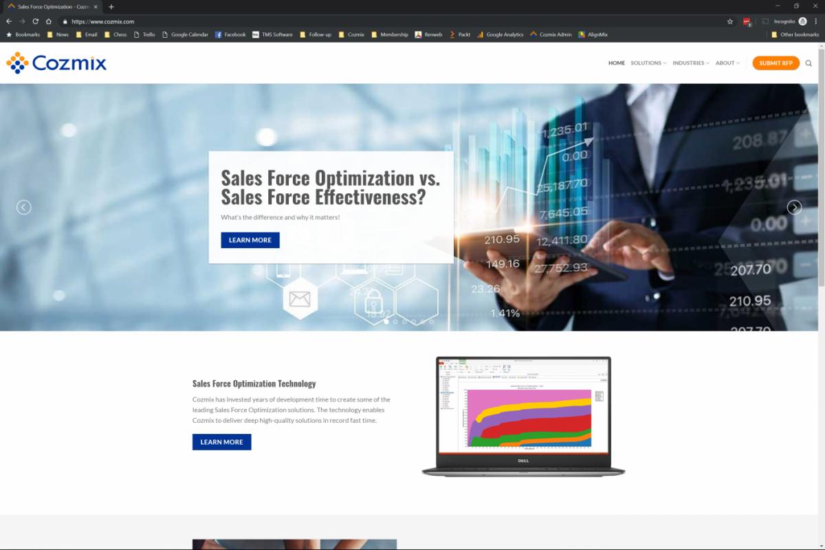 Sales Force Optimization
